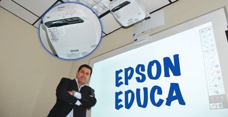 Hablamos con Abelicio Quintero Gerente General de Epson para Caribe y Miami Distributors 2