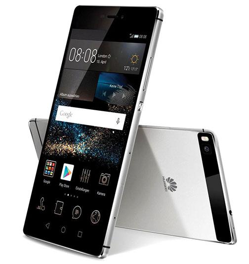 Huawei presento el super modelo P9 - 2