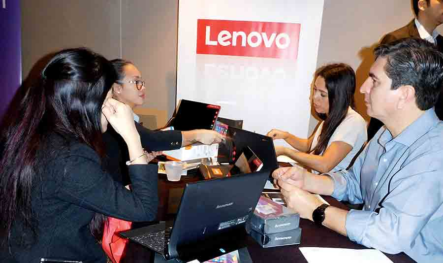 Lenovo se consolida como lider