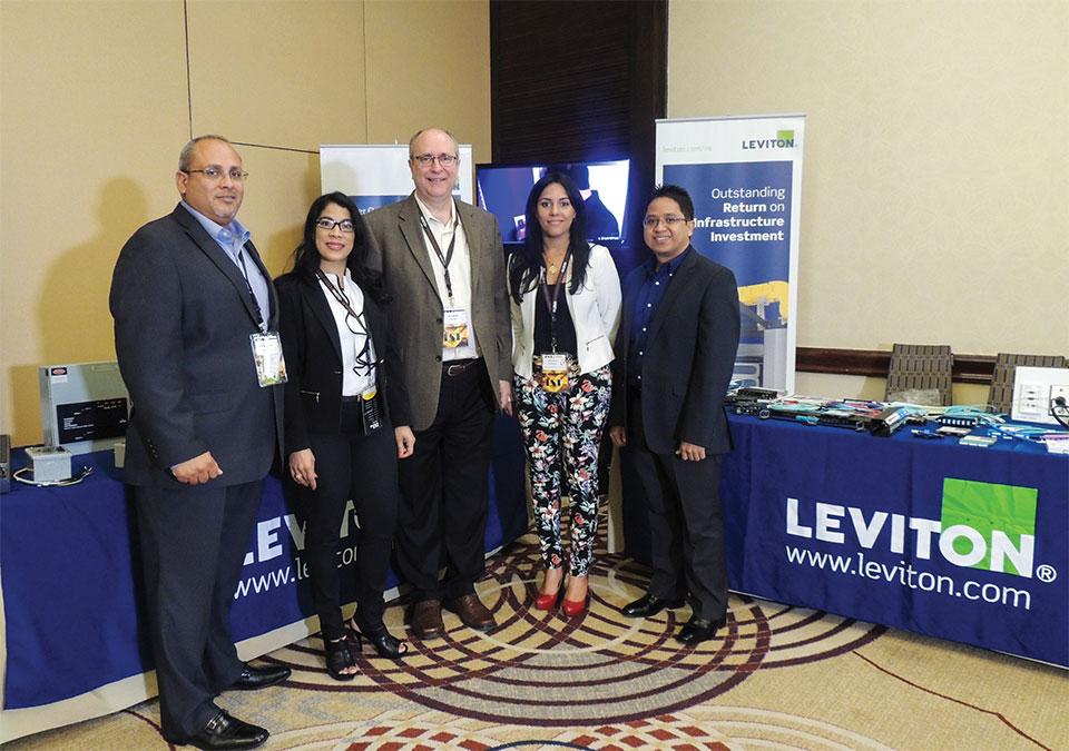 Leviton Y Omegatech Presentes En El Tst2016 006