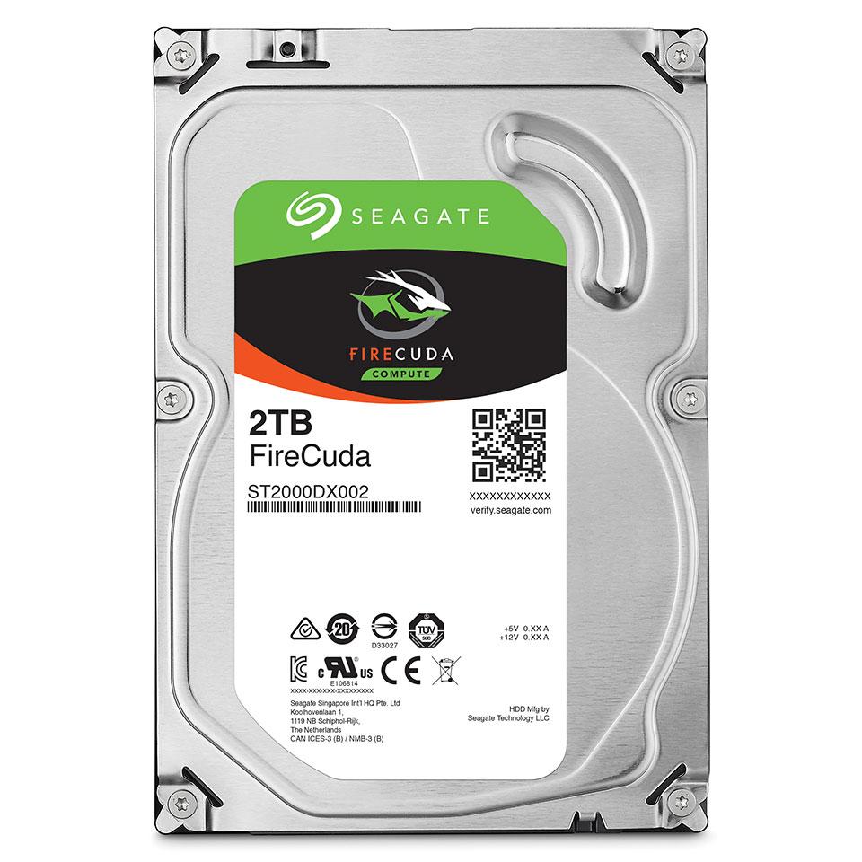 Seagate FIRECUDA G2D 2TB