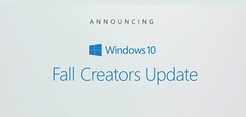 Microsoft announces the next wave of creativity with the Windows 10 Fall Creators Update_805x385