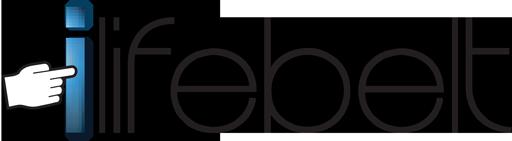 logo iLifebelt black