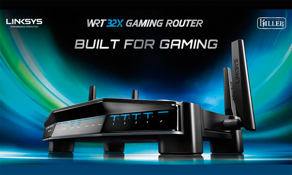 Linksys ships new high-performance WRT Gaming Router for ...