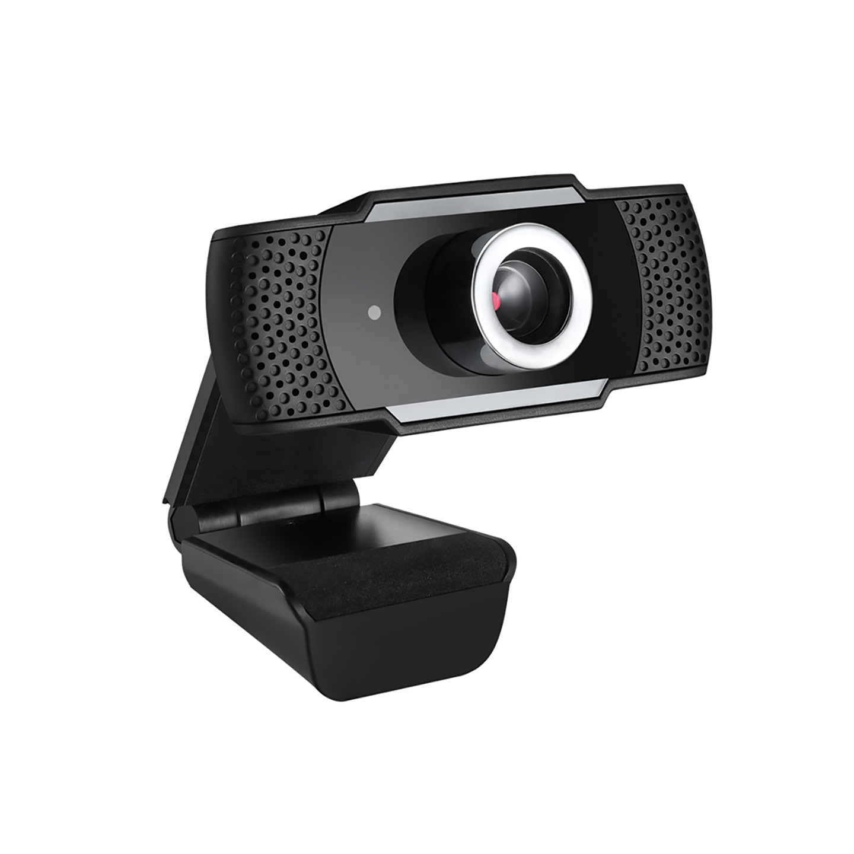 CyberTrack H4 Cámara web USB HD 1080P con micrófono incorporado