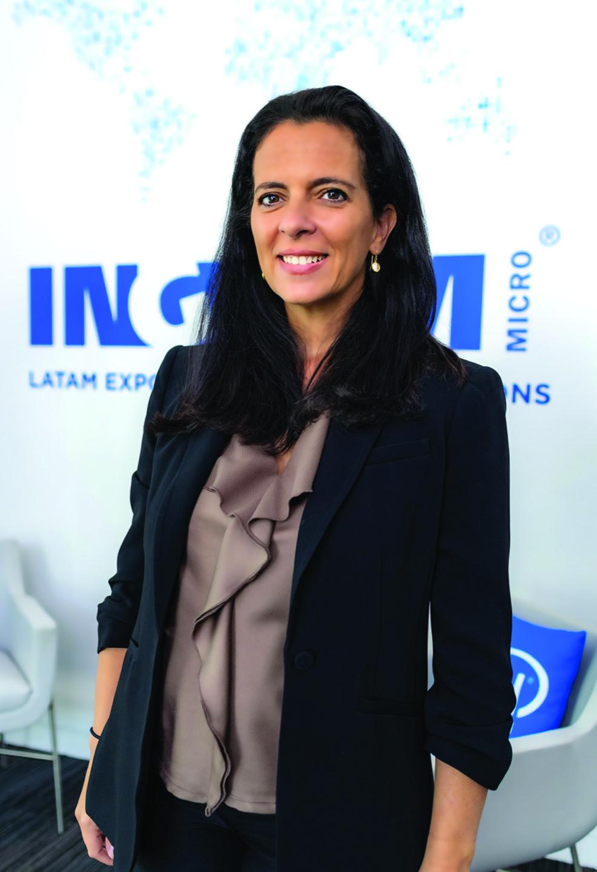 Daniela Rosa, Country Chief Executive Latam Export and Advanced Solutions Ingram Micro Miami