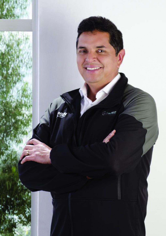 Diego Rosero, Country Manager de NOLA