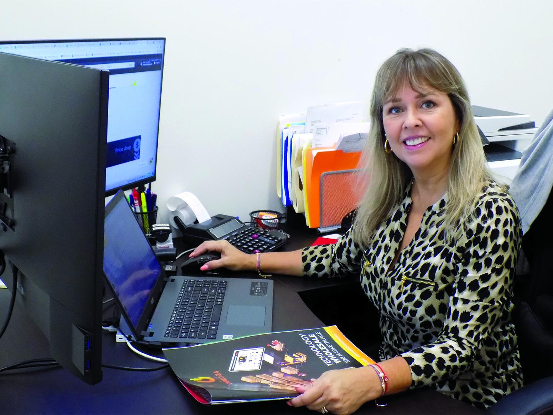 Cecilia Perea, Latam Division Manager