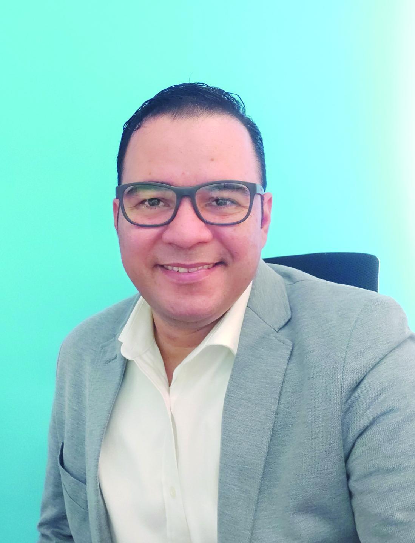 Orlando Hernandez, Territory Manager